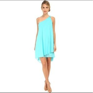 Laundry by Shelli Segel turquoise dress